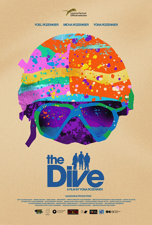 TheDive Poster